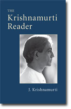 Book Cover: The Krishnamurti Reader (Previously The Pocket Krishnamurti)