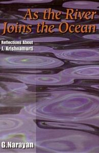 Book Cover: As the River Joins the Ocean