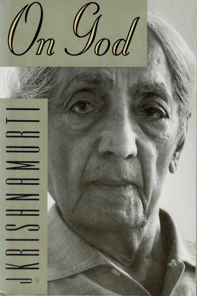 Book Cover: On God
