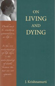 Book Cover: On Living and Dying