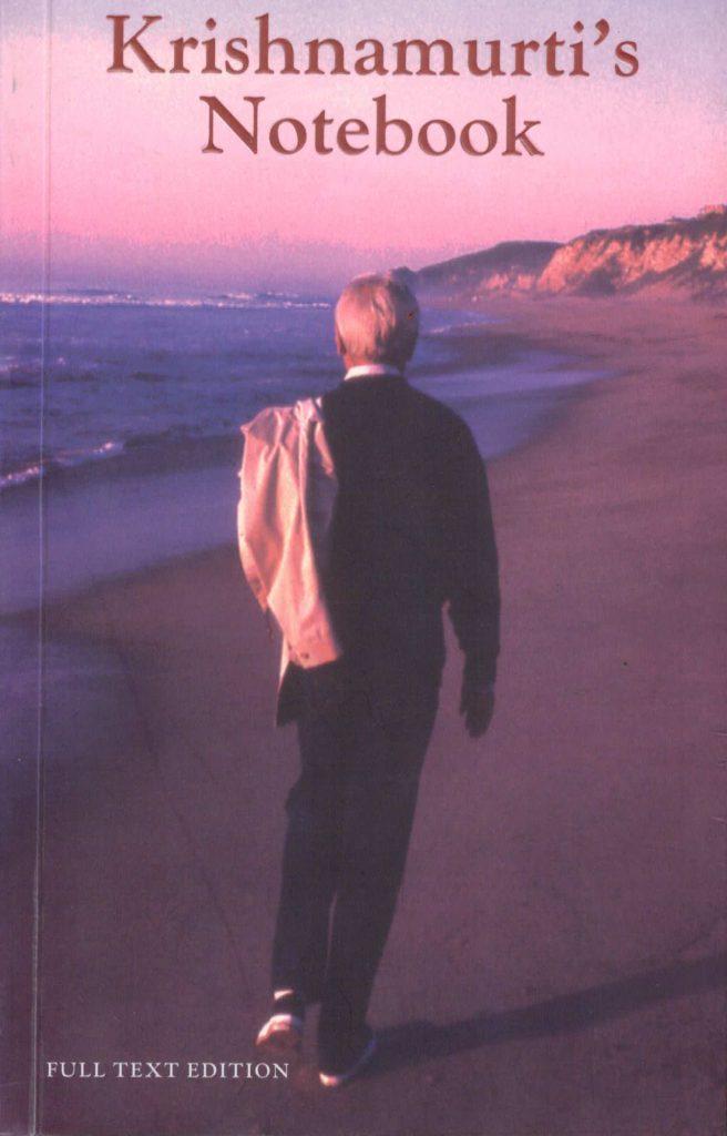 Book Cover: Krishnamurti's Notebook