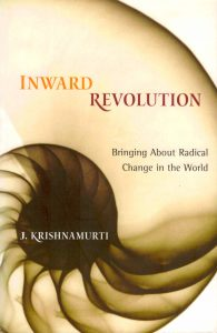 Book Cover: Inward Revolution