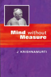 Book Cover: Mind without Measure
