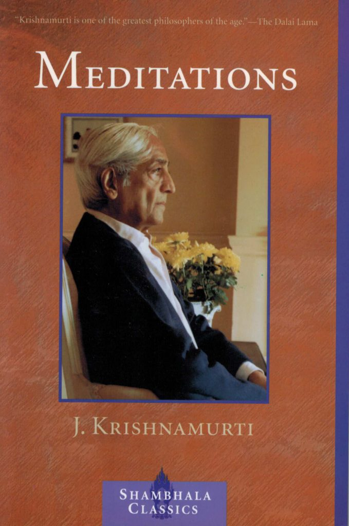 Book Cover: Meditations