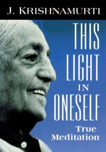 Book Cover: This Light in Oneself
