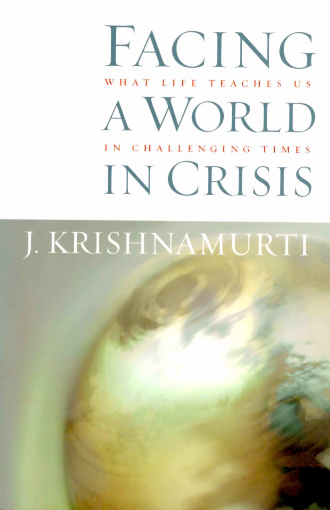 Book Cover: Facing a World in Crisis