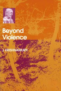 Book Cover: Beyond Violence