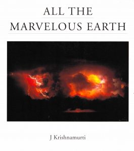 Book Cover: All the Marvelous Earth