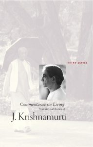 Book Cover: Commentaries on Living, Third Series