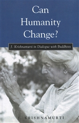 Book Cover: Can Humanity Change?