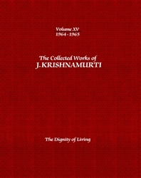Book Cover: Collected Works Volume 15