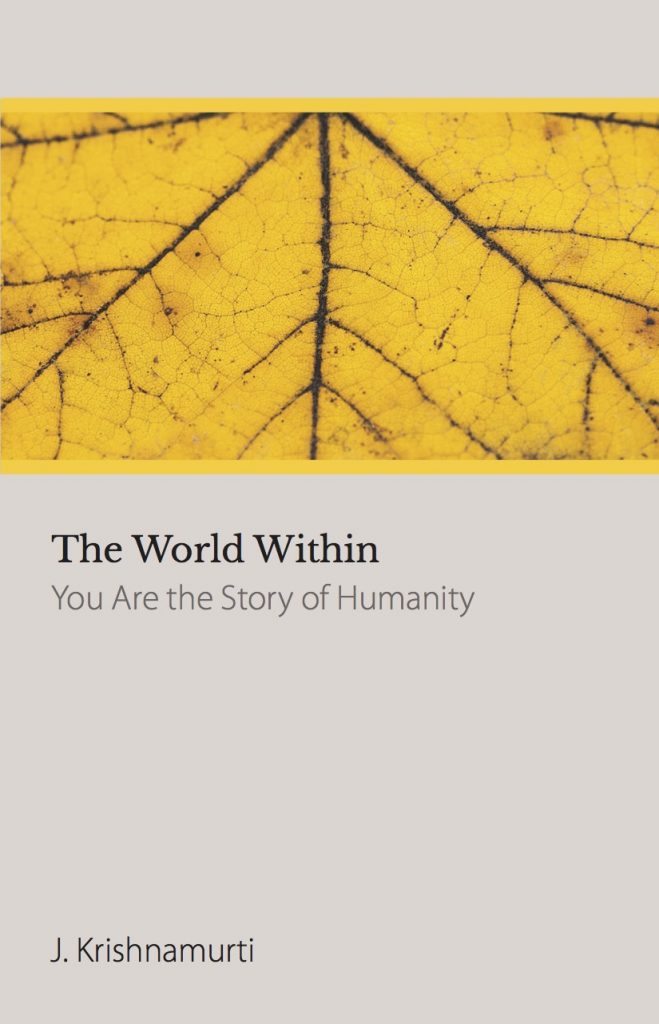 Book Cover: World Within, The