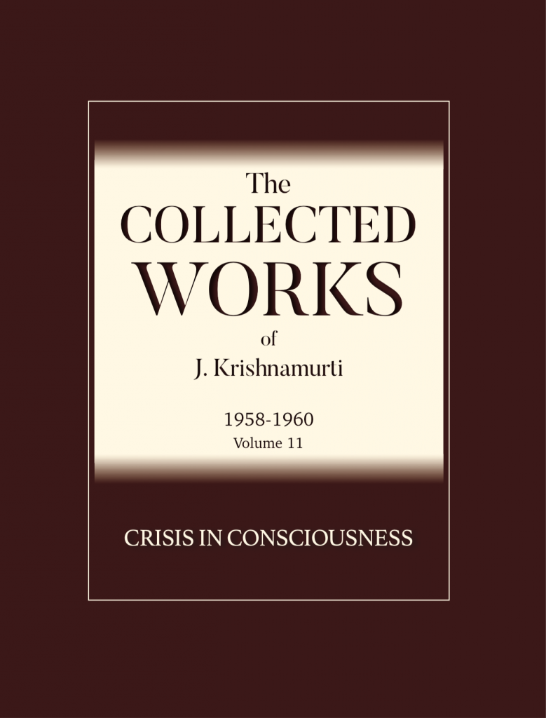 Book Cover: Collected Works Volume 11