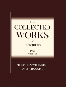 Book Cover: Collected Works Volume 12