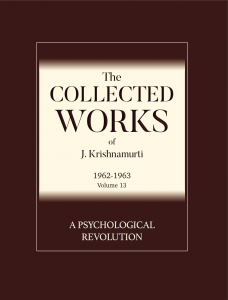 Book Cover: Collected Works Volume 13