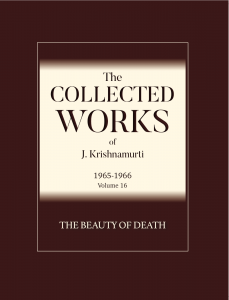 Book Cover: Collected Works Volume 16