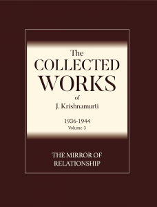 Book Cover: Collected Works Volume 3