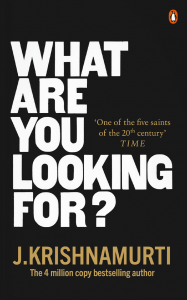 Book Cover: What Are You Looking For?